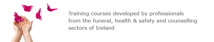 Death Care Academy training courses Ireland